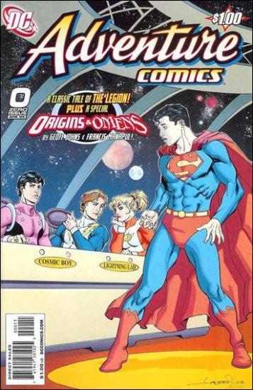ADVENTURE COMICS #0 NM (2009)
