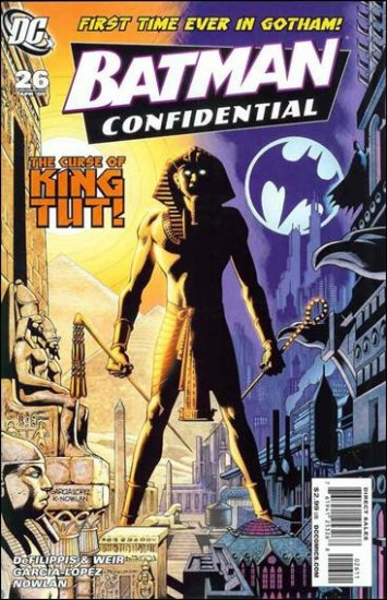 BATMAN CONFIDENTIAL #26 NM(2009)