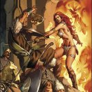 RED SONJA #2 VF/NM RUBI WRAP-AROUND  * DYNAMITE*