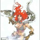RED SONJA #16 VF/NM SADOWSKI COVER  *DYNAMITE*