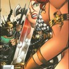 RED SONJA #16 VF/NM GIORDANO COVER  *DYNAMITE*