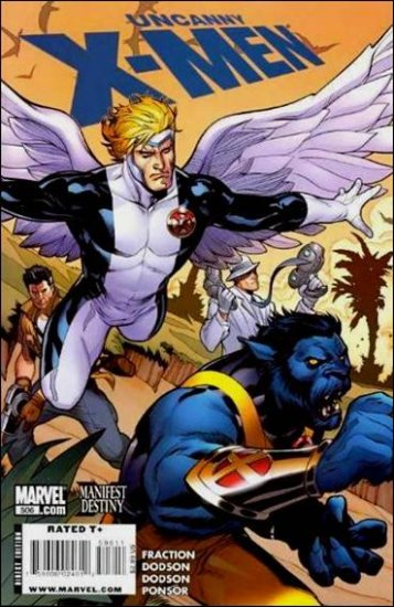 UNCANNY X-MEN #506 NM (2009)