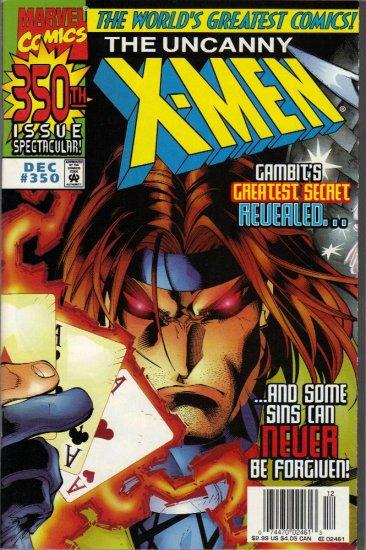 UNCANNY X-MEN #350 GAMBIT