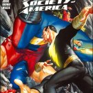 JUSTICE SOCIETY OF AMERICA #23 NM (2009) ORIGINS & OMENS