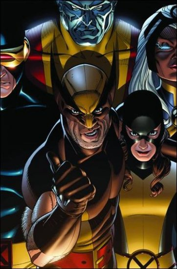 WOLVERINE FIRST CLASS #12 NM (2009)
