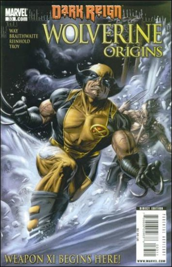 WOLVERINE ORIGINS #33 NM (2009)