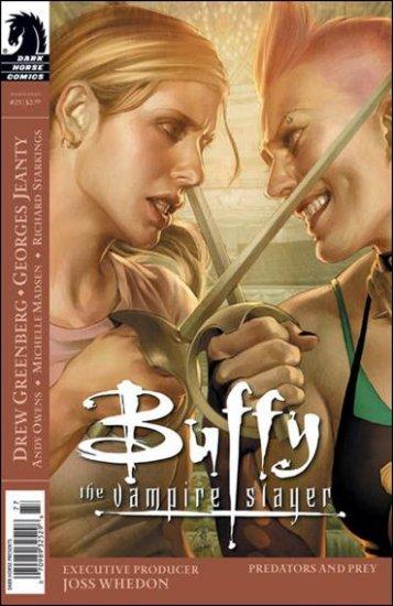 BUFFY THE VAMPIRE SLAYER SEASON EIGHT #23 (2009) COVER A