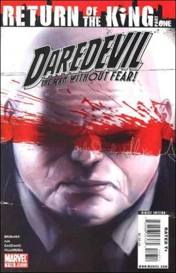 DAREDEVIL #116 NM (2009)