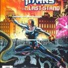 TERROR TITANS #6 NM (2009)