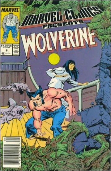 MARVEL COMICS PRESENTS (1988) #6 VF/NM