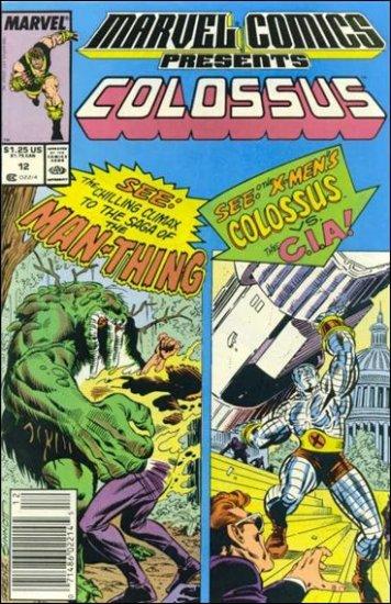 MARVEL COMICS PRESENTS (1988) #12 VF/NM