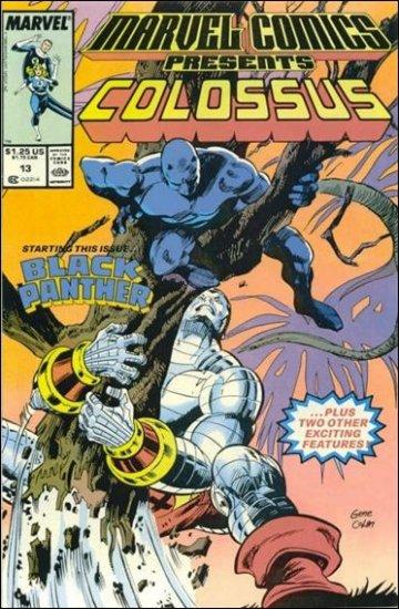 MARVEL COMICS PRESENTS (1988) #13 VF/NM