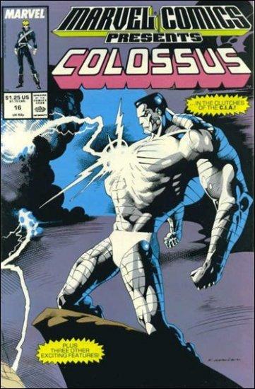MARVEL COMICS PRESENTS (1988) #16 VF/NM