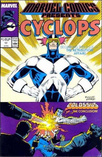MARVEL COMICS PRESENTS (1988) #17 VF/NM