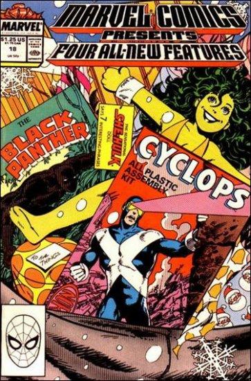MARVEL COMICS PRESENTS (1988) #18 VF/NM