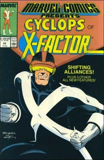 MARVEL COMICS PRESENTS (1988) #22 VF/NM