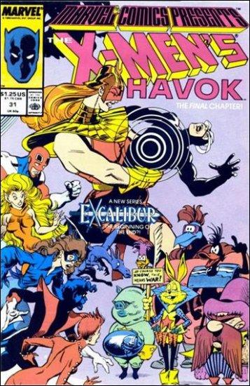 MARVEL COMICS PRESENTS (1988) #31 VF/NM