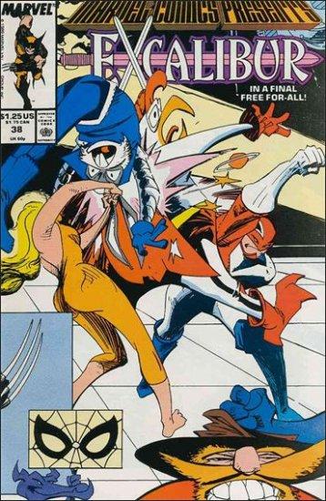MARVEL COMICS PRESENTS (1988) #38 VF/NM