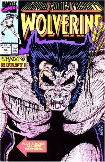 MARVEL COMICS PRESENTS (1988) #46 VF/NM