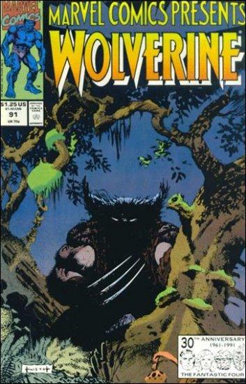 MARVEL COMICS PRESENTS (1988) #91 VF/NM