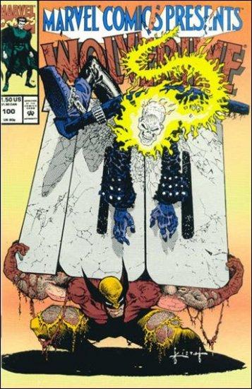 MARVEL COMICS PRESENTS (1988) #100 VF/NM
