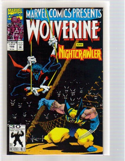 MARVEL COMICS PRESENTS (1988) #102 VF/NM