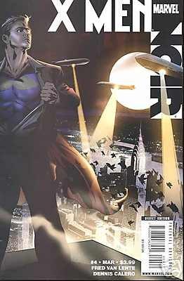 X-MEN NOIR #4 NM (2009)