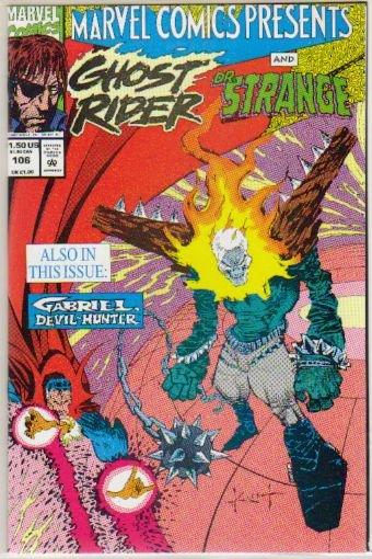 MARVEL COMICS PRESENTS (1988) #106 VF/NM