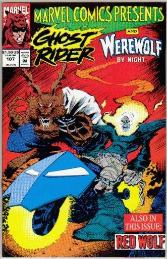 MARVEL COMICS PRESENTS (1988) #107 VF/NM