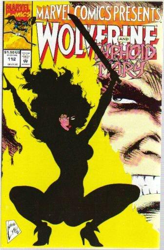 MARVEL COMICS PRESENTS (1988) #112 VF/NM