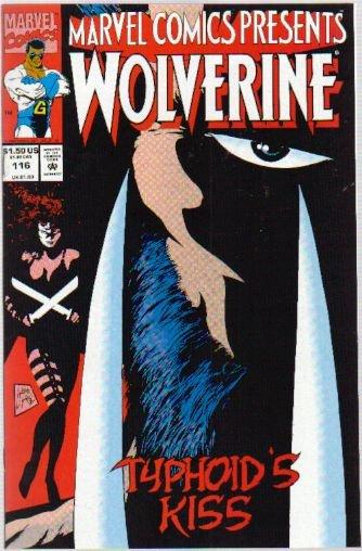MARVEL COMICS PRESENTS (1988) #116 VF/NM