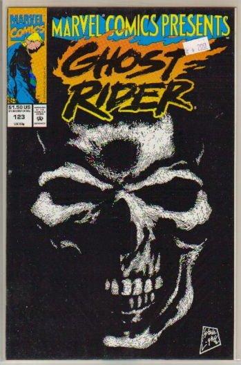 MARVEL COMICS PRESENTS (1988) #123 VF/NM