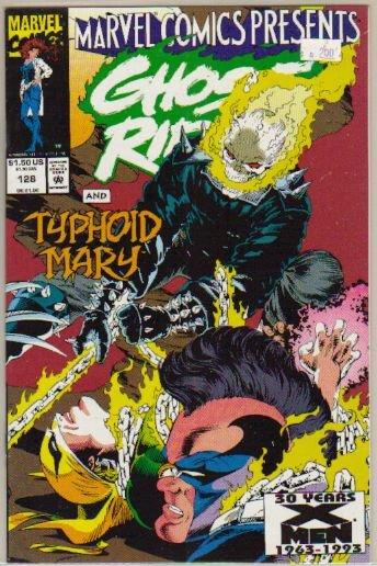MARVEL COMICS PRESENTS (1988) #128 VF/NM