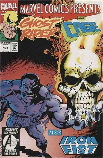 MARVEL COMICS PRESENTS (1988) #131 VF/NM