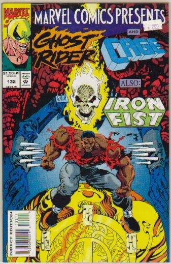 MARVEL COMICS PRESENTS (1988) #132 VF/NM