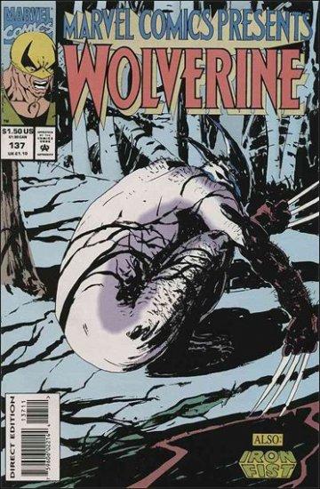 MARVEL COMICS PRESENTS (1988) #137 VF/NM