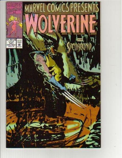MARVEL COMICS PRESENTS (1988) #141 VF/NM