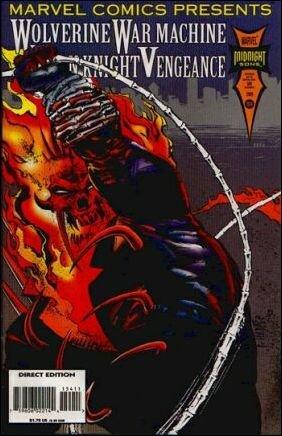 MARVEL COMICS PRESENTS (1988) #154 VF/NM