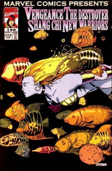 MARVEL COMICS PRESENTS (1988) #156 VF/NM