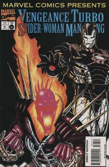 MARVEL COMICS PRESENTS (1988) #167 VF/NM