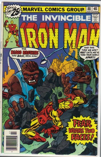 IRON MAN #88 VF (1968)