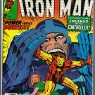 IRON MAN #90 VF/NM (1968)