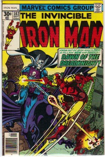 IRON MAN #102 F/VF (1968)