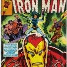 IRON MAN #104 F- (1968)