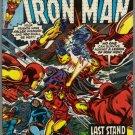 IRON MAN #106 VG/F (1968)