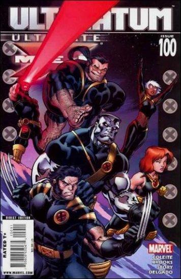 ULTIMATE X-MEN #100 NM (2009)