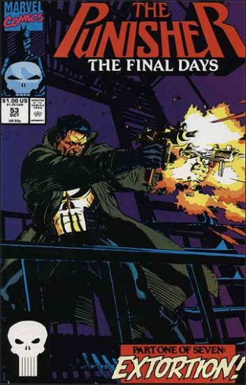 PUNISHER #53 VF/NM (1987)
