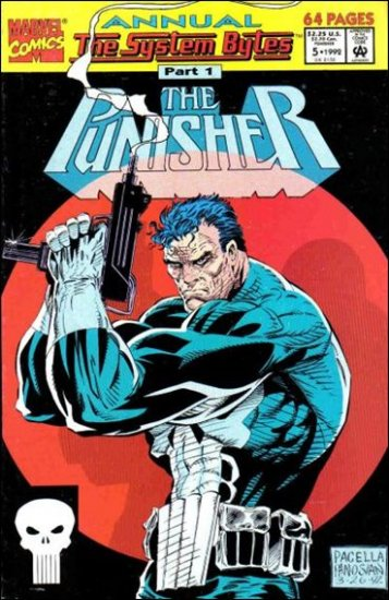 PUNISHER ANNUAL #5 VF/NM