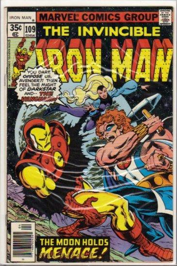 IRON MAN #109 F/VF (1968)