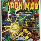IRON MAN #112 FN+(1968)